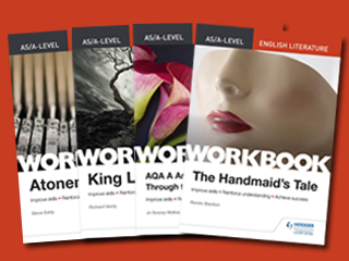 AS/A-level English Literature Workbooks