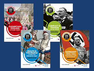 Engaging with AQA GCSE (9–1) History