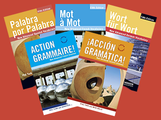 New Advanced Vocabulary and Grammar