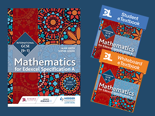 International GCSE Mathematics series