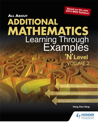 All About Additional Mathematics: Revision Guide 'O' Level
