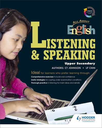 All About English: Listening & Speaking Upper Secondary: Galore Park