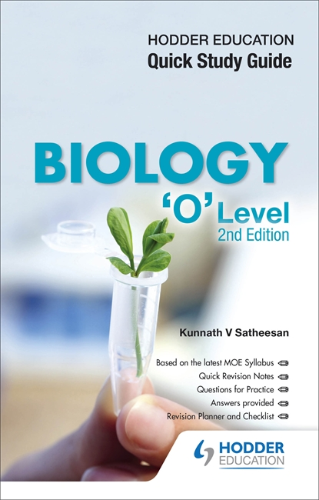 O Level Biology Book